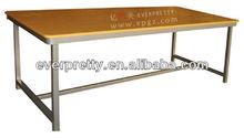 High quality MDF teacher table/desk.Teacher room table,Speech table,Classroom table for teacher