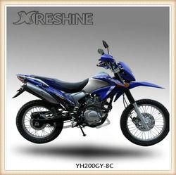 chinese 200cc dirt bike cheap sale YH200GY-8C
