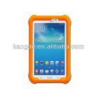 shock impact resistant silicone bumper case for Samsung Galaxy Tab 3 7.0 case for Samsung Galaxy Tab3 7.0 protective case