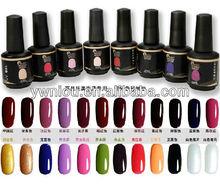 NVG-8 easy off Nail art uv gel polish/gel polish supplier