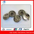 cepillado yx6730 baratos al por mayor de metal complemento botón