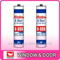 Window& door silicon sealant