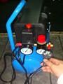 venta caliente cepillo de aire y compresor de aire