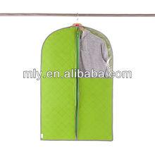 bamboo charcoal antibacterial foldable suit bag storage bag