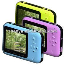 "2.4"" TFT Screen Portable Mp4 Support Games,Camera,SD/MMC Card"