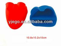 Waterproof silicone heat resistant gloves