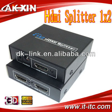 1x2 hdmi splitter to coaxial satellite multiswitch