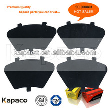 Kapaco Premium Quality Brake pad Anti-Squeal Shims D1307 For Volve Ford Buick