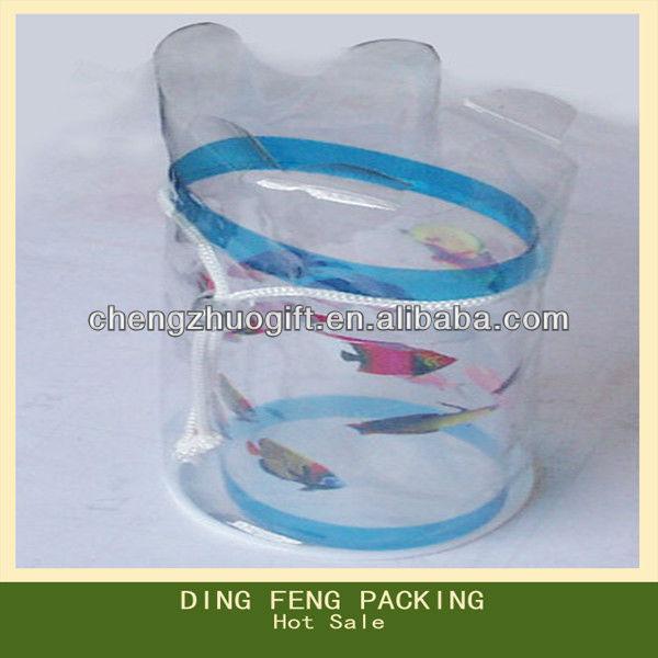 Cheap PVC Custom Stand up Bag