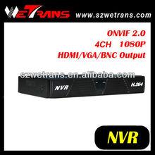 WETRANS TN-1004 4CH 1080p economical mini nvr