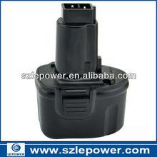 Best prce 7.2V Ni-MH Power Tool Battery DE9057 DE9085 DW9057 for Dewalt DEW 920K