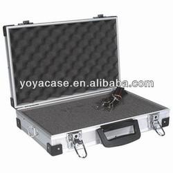 Small Aluminium Case with Foam Insert