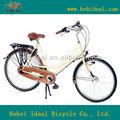 26 mulheres novo estilo da bicicleta da cidade senhora de bicicleta