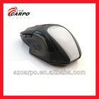 Fashion wireless 2.4G optical usb siberian mouse V2033