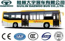 Rear diesel engine Daewoo City Bus GDW6106HG