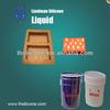 cast liquid 2 parts high temperature resistant silicone rubbers