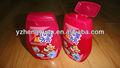 75ml frasco lleno de pasta de dientes los niños enjuague bucal antiséptico