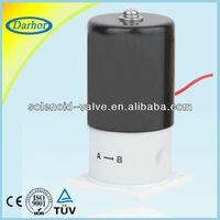 long life test anti corrosive solenoid valve