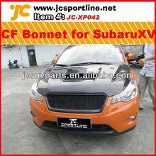 Carbon Fiber bonnet for Subaur XV