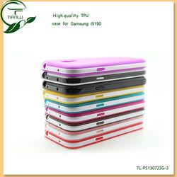 For samsung galaxy s4 mini new case silicone case for Samsung