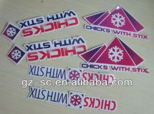 Car vinyl sticker cutom logo
