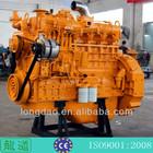 6LM350L 4 Stroke Turbocharged diesel engine for generator set