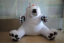 RAWR Bear Cartoon Bean chair Water Resistant (NEW DESIGN)
