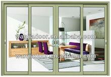 Classical folding pvc door partition