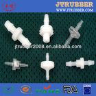 Small plastic check valve