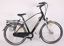 6061 Aluminum Alloy Lithium battery e-bike new designed city XY-TDE10Z