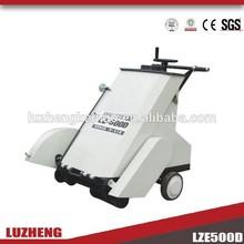 Portable walk behind electric gasoline mini asphalt concrete road cutter machine,sawing road machine