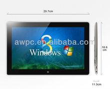 Capacitive Electromagnetic 11.6 inch Windows 8 tablet pc Celeron i3 i5 i7 Tablet PC