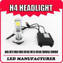 hot sale !!! OSRING h4 led headlight skoda octavia led headlight 2013 new motorcycle kl-m16w led headlight