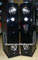 FM radio am/fm boombox enceinte usb noir avec port usb SA-128 NOIR