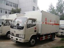 Dongfeng mini van truck