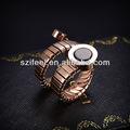 sexy black stone cobra anéis design para as mulheres