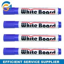 Dry wipe off whiteboard marker