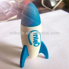 rocket usb,rocket shaped usb stick,rocket usb flash drive