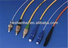 G657/G655/G652 fiber 3.0mmm fiber optic patch cord optical fiber splitter loss