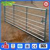 Heavy duty galvanized pipe corral panels