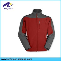 hooded winter womens softshell jacket
