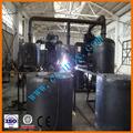 China zsa utiliza aceite de vechiles/del motor de reciclaje de aceite de la planta