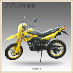 250cc off-road dirt bike for sale motorycle
