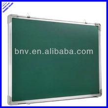 Hot vente 2013 magnétique. shcool tableau à craie vert avec cadre en aluminium