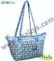 el diseño especial de algodón bolsa de playa