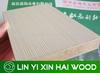 18mm 19mm malacca/paulownia wood core melamine laminated block board for kitchen cabinet design