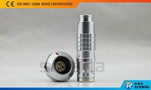 Lemos s3 pin welding plug and receptacle