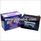 Rocket Car Battery