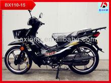 Mini kids gas cub motorcycle 110cc /cub bike made in China