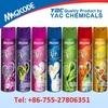 alcohol based air freshener aerosol freshener 300ml